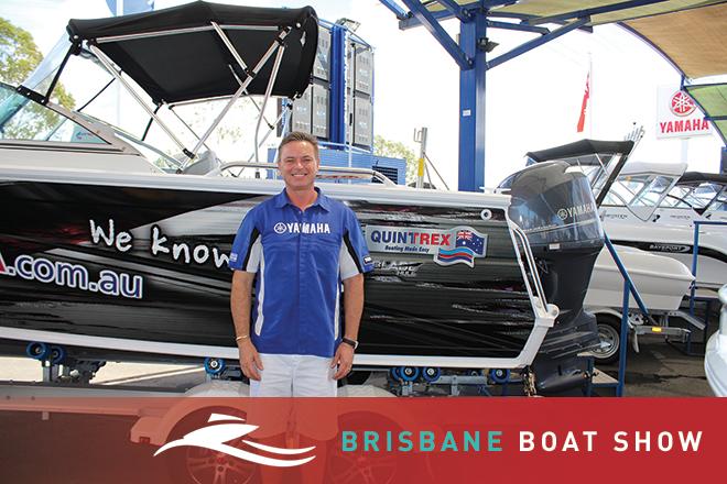 brisbane yamaha boat show