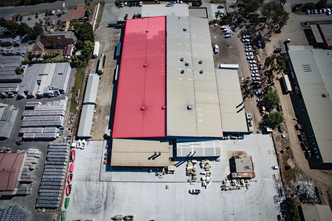 Suzuki Marine warehouse