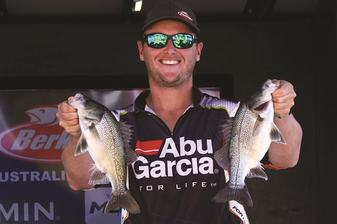 lake boondooma bass fishing comp