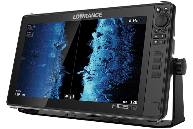 lowrance hds live fishfinders
