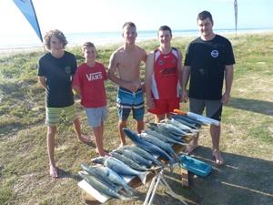 fraser island boys trip