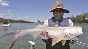 capricorn coast hot fishing