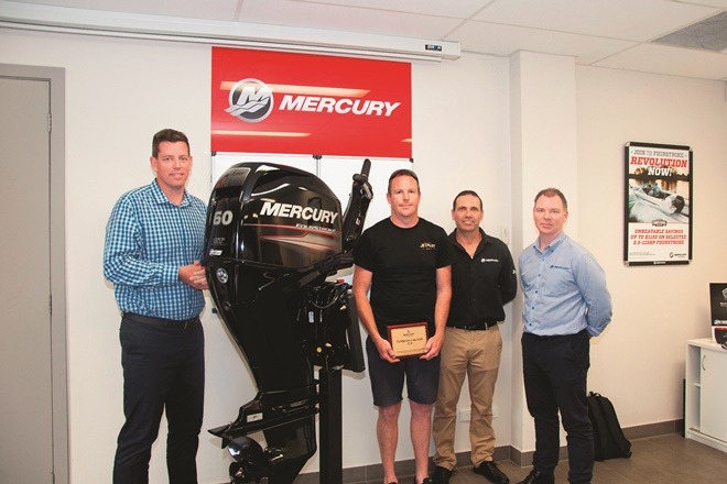 mercury technician of the year