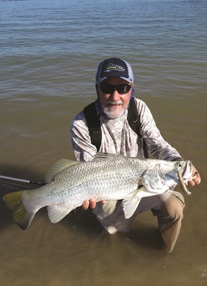 saltwater barra cape york