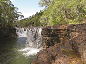 indian head falls cape york