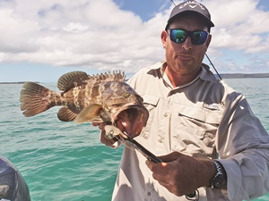 charters in moreton bay successful