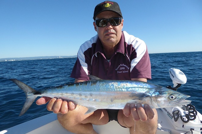 anglers heading offshore gold coast