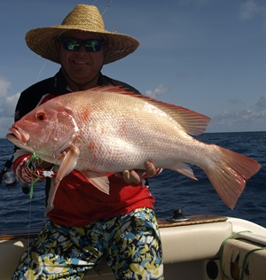 capricorn coast offshore fishing action