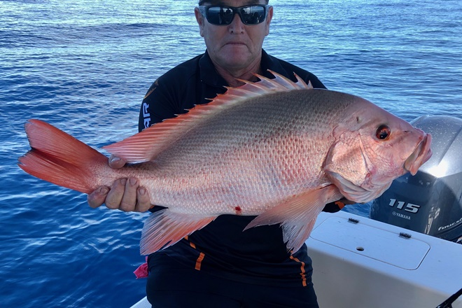 fantastic fishing bundaberg
