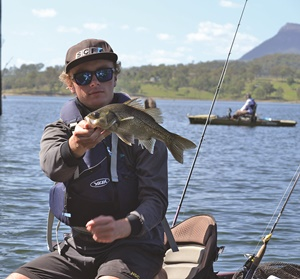 yak hunters australia kayak fishing series