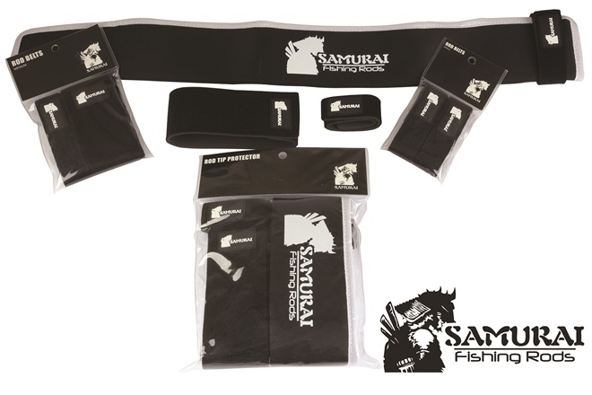 samurai rod belts tip protectors
