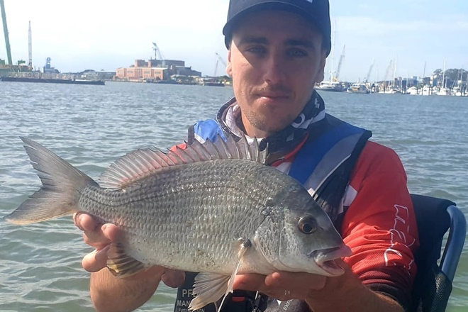 winter bream brisbane