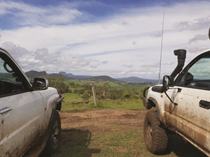 easter at levuka 4x4 park