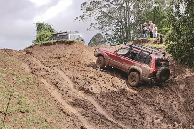 Easter fun at Levuka 4×4 Park