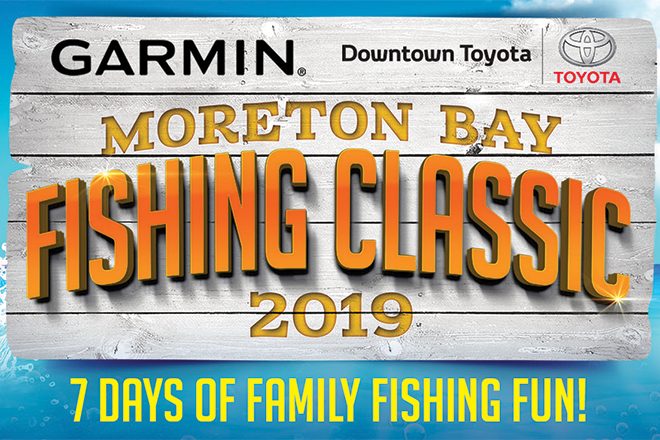 garmin downtown toyota moreton bay fishing classic 2019