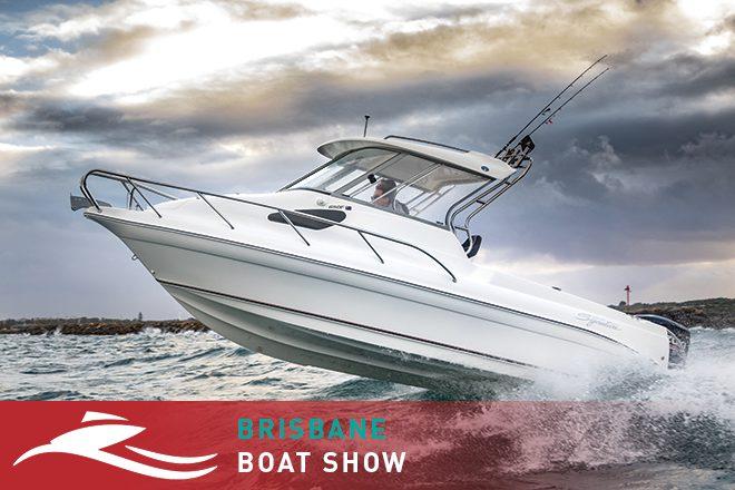 suzuki marine brisbane boat show 2019