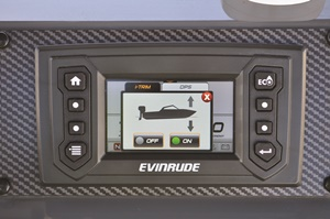 Evinrude's underrated iSteer and iTrim systems | Bush 'n