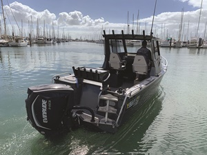 yellowfin plate 7000 southerner HT review