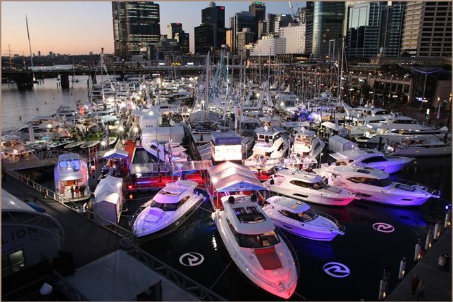 sydney international boat show 2019