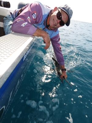 saltwater fly fishing for sailfish