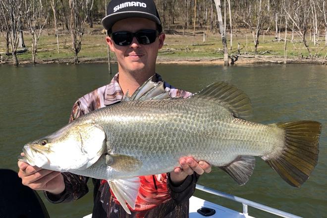 red hot lake monduran fishing