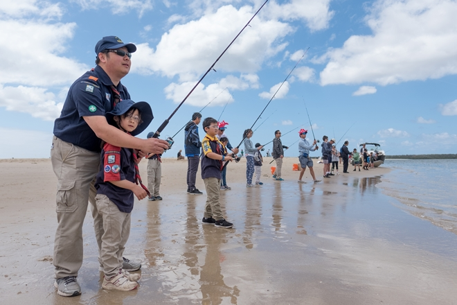 Thousands set to go fishing this Sunday, October 20
