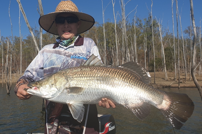 lake monduran golden barra 2019