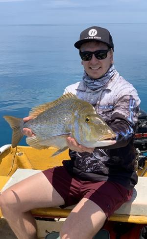 carlo fishing charters great barrier reef