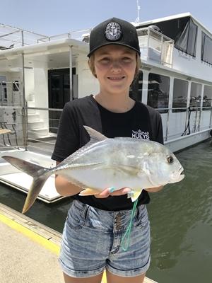 bait biggest indicator fish