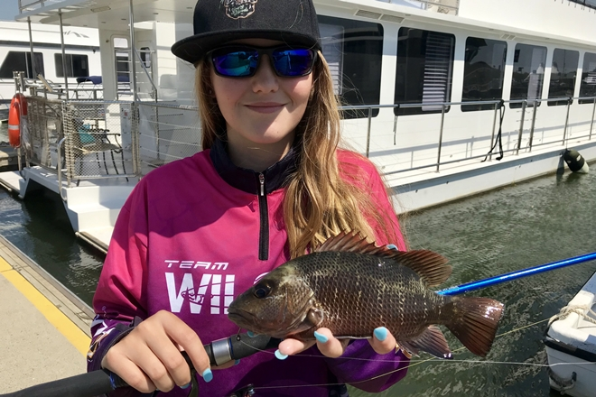 school holidays fishing gold coast