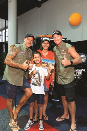 4x4 outdoors lifestyle show