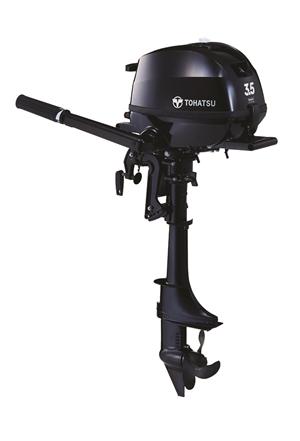 tohatsu mfs3.5c portable four-stroke