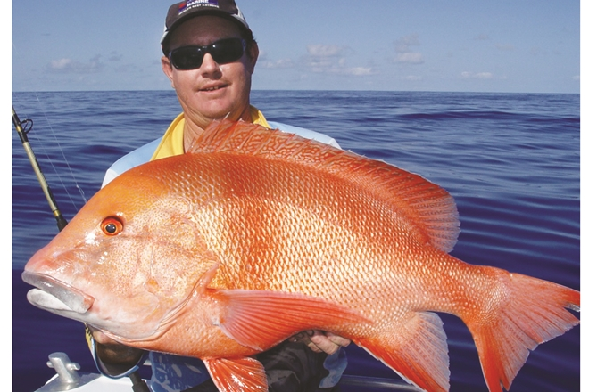 Bunker Group reefs bring real fishing rewards