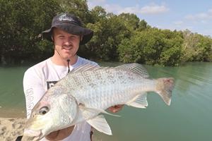 rockhampton net-free zone fishing