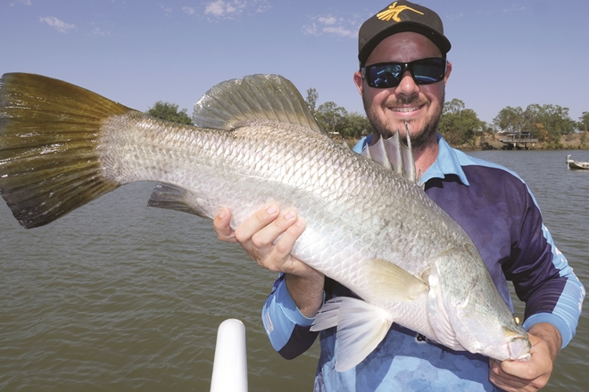 rockhampton net-free zone fishing