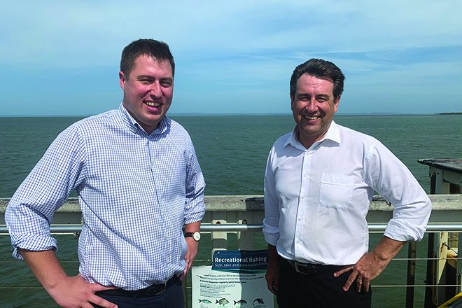 Push for Wellington Point artificial reef