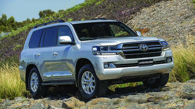 Toyota launches special-edition LandCruiser Horizon