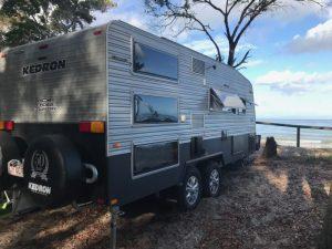 Camping Moreton Island